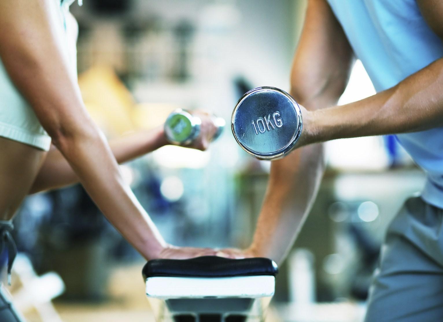 Zastosowanie treningu siłowego w profilaktyce antynowotworowej